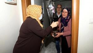 Diyarbakırda 10 bin kadına Anneler Günü kutlaması