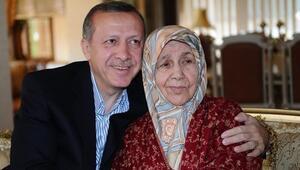 Cumhurbaşkanı Erdoğandan Anneler Günü paylaşımı