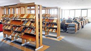 Milli Kütüphane korunacak
