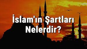 İslamın Şartları Nelerdir İslamın Şartı Kaç Tanedir İslamın Şartları İle İlgili Ayetler Ve Hadisler (Diyanet)