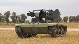 Türkiyenin mini tankı için seri üretim başlıyor