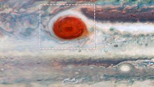 Jüpiterin yüksek çözünürlüklü görüntüleri elde edildi