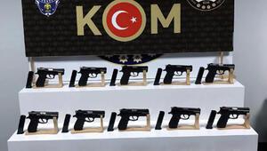 Adana'da silah kaçakçılarına operasyon: 3 gözaltı