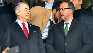 Bakan Kasapoğlu, Mustafa Cengizi ziyaret etti