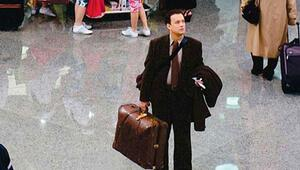 Terminal filmi gibi... 54 gündür havalimanında...
