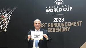 Son Dakika    FIBA 2023 Basketbol Dünya Kupasının tarihlerini açıkladı