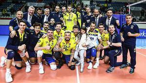 Son Dakika | Fenerbahçe HDI Sigorta: Sezonu lider tamamladık