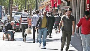 Kısıtlamanın ardından Diyarbakırda hareketlilik