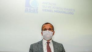 ASAT Genel Müdürü Kurt: Suya zam ve kademe uygulaması yapılmadı