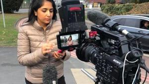 BBC muhabirine ırkçı saldırı