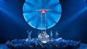 Dünyanın en büyük sirki Cirque du Soleil nerede