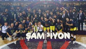 Son dakika: Fenerbahçeden TBF ve tescil paylaşımları