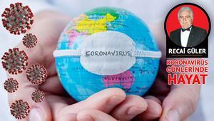 Pandemi ile yeni yaşama dönüşüm