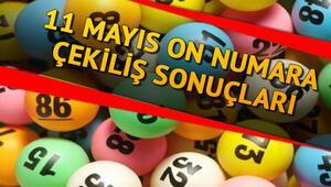 On Numara çekiliş sonuçlarını MPİ duyurdu: Büyük ikramiye 3e bölündü - 11 Mayıs 2020 On Numara sonuç sorgulama