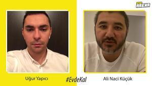 Ali Naci Küçük: Fatih Terim hep arkasında durmuştu ama...