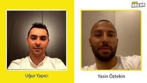 Yasin Öztekin: Galatasarayda oynamak isterim dersem Sivasspora ayıp olur