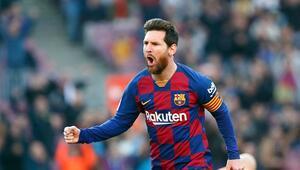 Salgının kaybedeni Lionel Messi