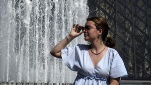 Doğuda en yüksek hava sıcaklığı Erzincanda ölçüldü