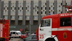 Rusyada facia Corona tedavisinin yapıdığı hastanede yangın: 5 ölü