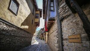 Yedi asırlık Osmanlı köyünde sessiz günler
