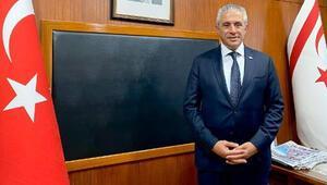 KKTC Enerji Bakanı'ndan Rum Kesimine Doğu Akdeniz göndermesi: Yedirmeyiz