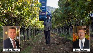 Ziraat Bankası ve Migros'tan çiftçiye büyük destek