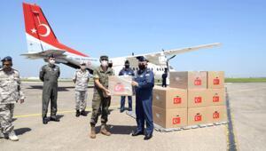 MSB: İncirlikte görev yapan 3 ülkenin askerine sağlık malzemesi verildi