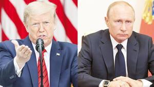 ABD ve Rusya kâbus listesinde 1 ve 2'nci sırada.. Süper güçleri korona sarstı