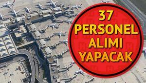 Devlet Hava Meydanları İşletmesi (DHMİ) personel alımı ilanı verdi: Başvuru şartları neler