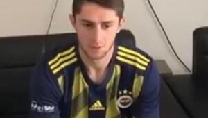Fenerbahçenin yeni transferi İsmail Yüksek formayı giydi