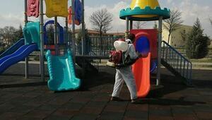 0-20 yaş için park temizliği