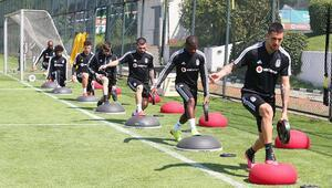 Beşiktaşta idmanlar yeniden başlıyor