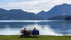 Her mevsim farklı güzel: Walchen Gölü