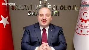 Bakan Mustafa Varank, Türkiyenin Tanı Gücü Sanal Konferansına katıldı