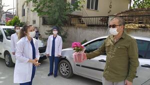 Koronavirüsü yenen okul müdürü plazma bağışçısı oldu