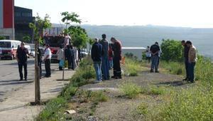 Kocaelideki fabrikada boya tankı patladı; 3 işçi yaralandı