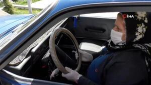 31 yıldır kazası ve cezası olmayan Hanife Uçar, 'yılın sürücüsü' seçildi
