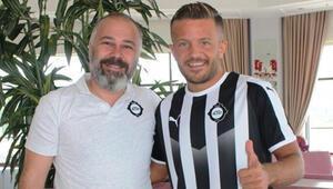 Altay'ın kaptanı Özgür Özkaya, Süper Ligi istiyor