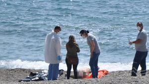Denize gireceğim deyip kaybolan doktordan acı haber geldi