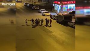 Sosyal mesafeyi ihlal edip, halay çeken 8 kişiye 12 bin lira ceza