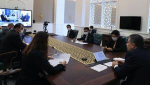 Sağık Bakanı Koca, DSÖ Avrupa Direktörü Kluge ile görüştü