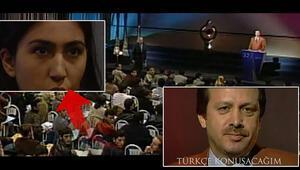 Cumhurbaşkanı yıllar önce ses getiren cevabı ile Türk Dil Bayramı'nı kutladı