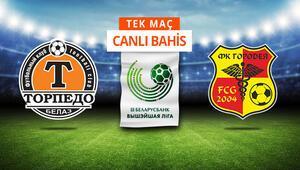 Belarus Liginde 9. maç haftasını açıyoruz Banko iddaa tahmini burada...