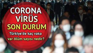 CORONA VİRÜS SON DURUM: Türkiye kaç vaka var ve ölüm sayısı nedir İstanbul ilçe ilçe Covid 19 risk haritası