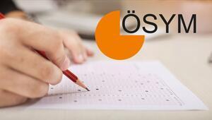 2020 ÖSYM sınav takvimi: DGS başvuruları ne zaman yapılacak DGS başvuru tarihleri açıklandı