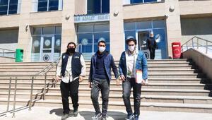 Okula molotoflu saldırı hükümlüsü, 7 yıl sonra yakalandı