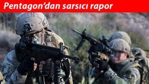 Pentagon: Örgüt, Türkiyenin operasyonunda uğradığı kayıpları kapatamıyor