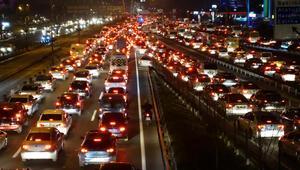 Yandex Navigasyon, İstanbulun akşam trafiğini analiz etti