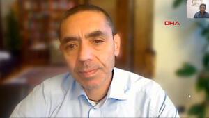 Koronavirüse karşı aşının ilk test iznini alan Türk doktor Uğur Şahin, DHAya konuştu