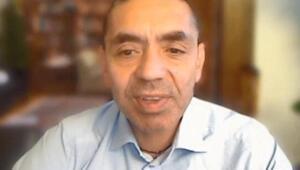 Koronavirüse karşı aşının ilk test iznini alan Türk doktor Uğur Şahin DHAya konuştu